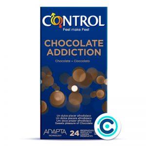 condones de chocolate control