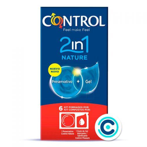 control nature 2in1 condones