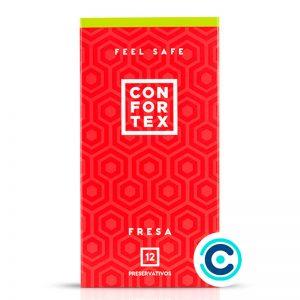 confortex fresa 12 condones