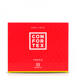 confortex fresa 144 frontal comprar condones